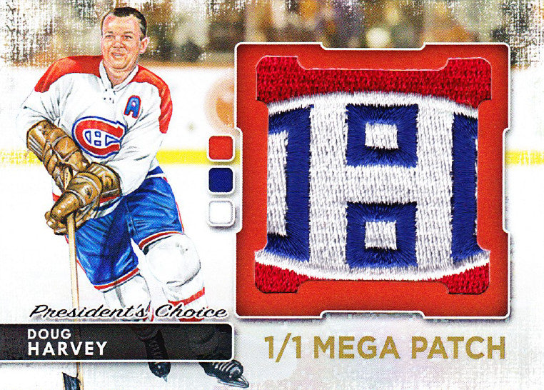 Doug Harvey MegaPatch 1/1