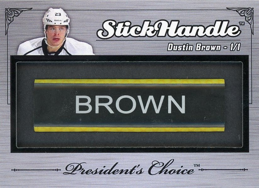 Dustin Brown StickHandles 1/1