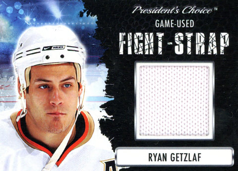 Ryan Getzlaf Fight-Strap #'d 3/3