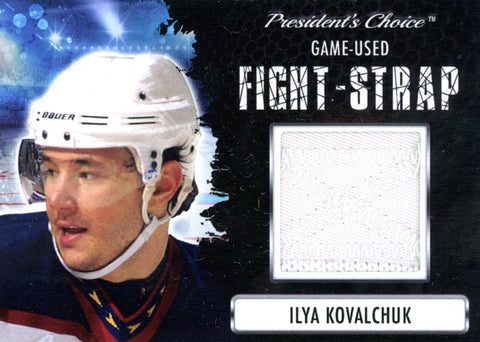 Ilya Kovalchuk Fight-Strap #'d 1/3