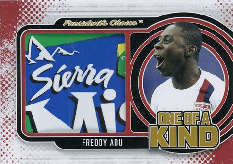 Freddy Adu One of A Kind 1/1