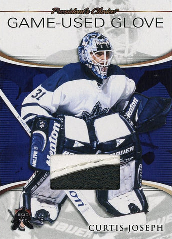 Curtis Joseph Game-Used Glove /3
