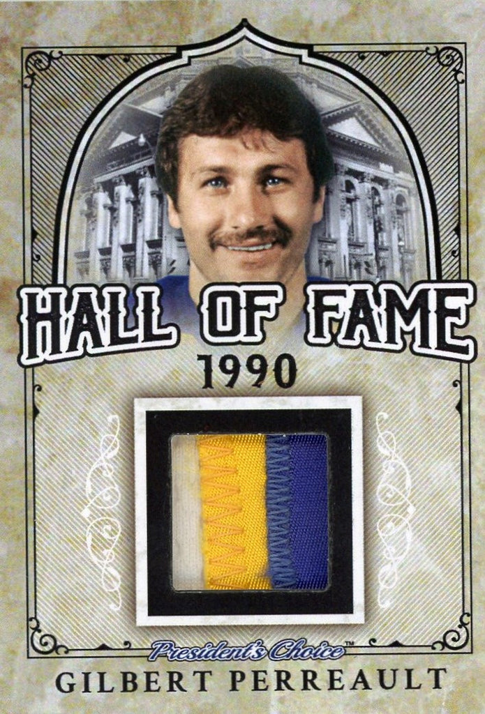 Gilbert Perreault Hall of Fame 1/1