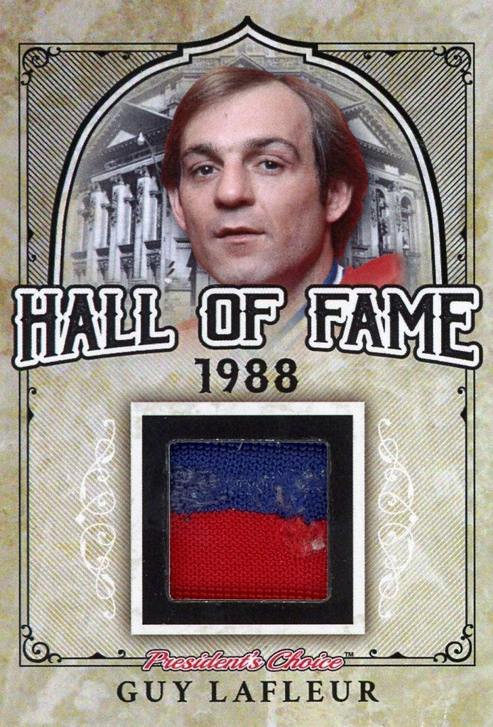Guy Lafleur Hall of Fame 1/1