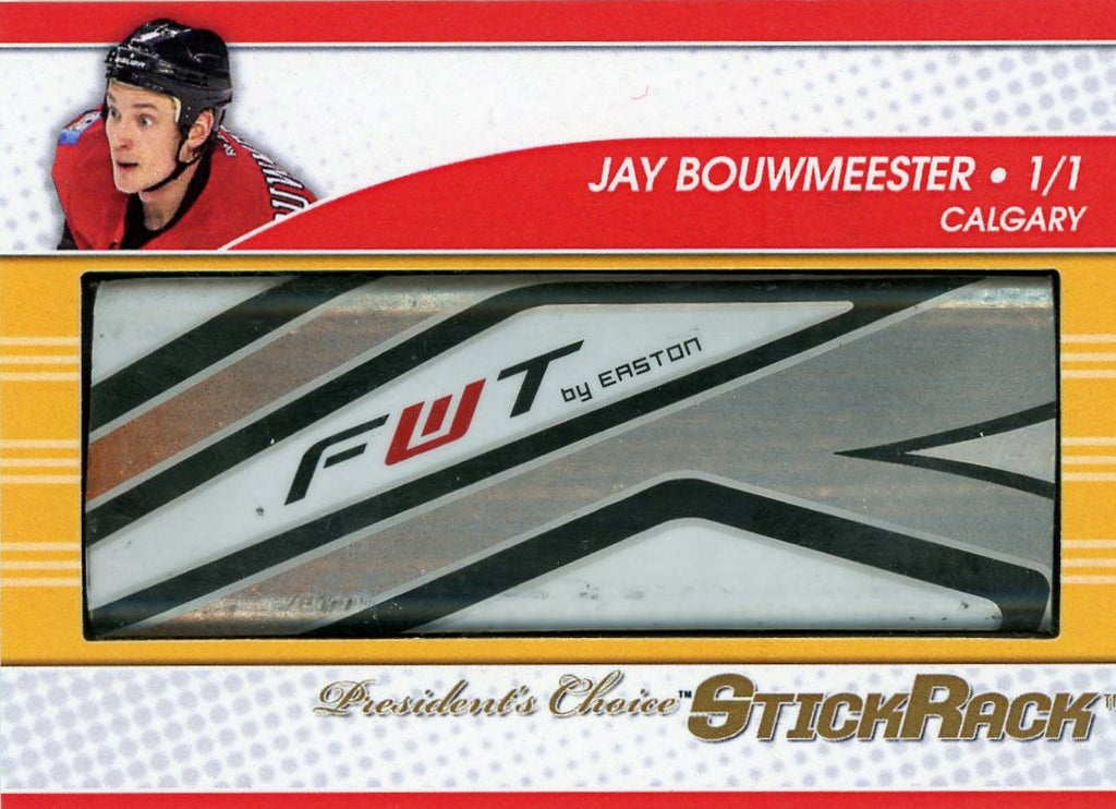 Jay Bouwmeester StickRack 1/1
