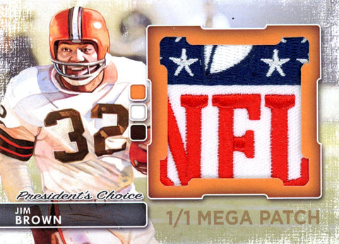 Jim Brown MegaPatch 1/1