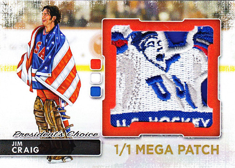 Jim Craig MegaPatch 1/1