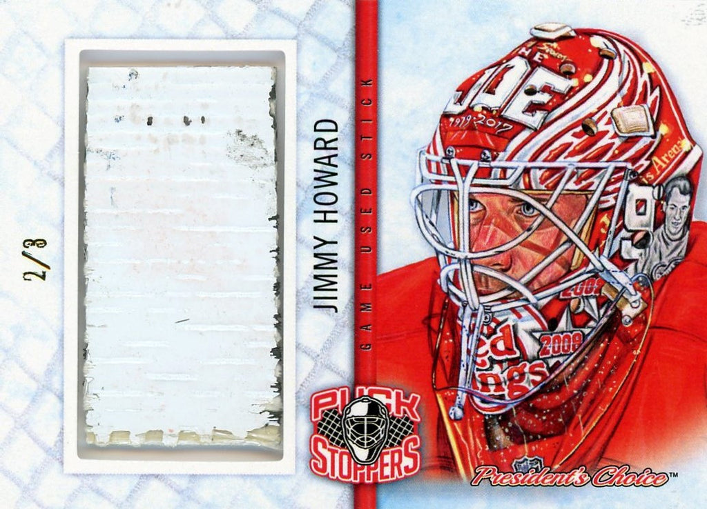 Jimmy Howard PuckStoppers /3
