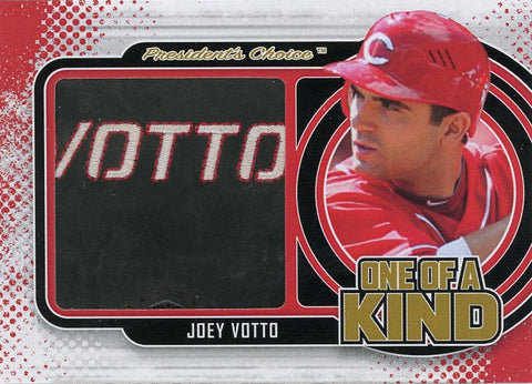 Joey Votto One of a Kind 1/1