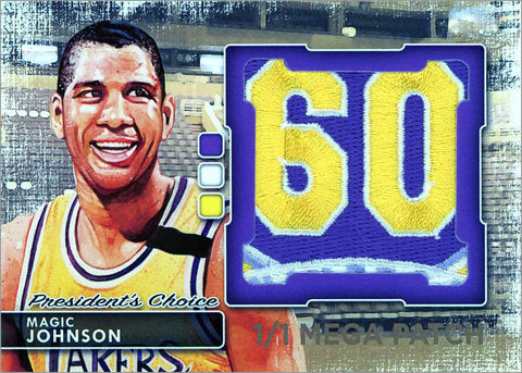 Magic Johnson MegaPatch 1/1