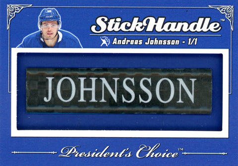 Andreas Johnsson StickHandle 1/1