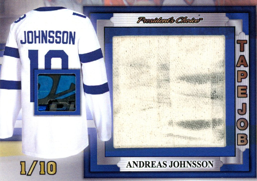 Andreas Johnsson Tape Job /10