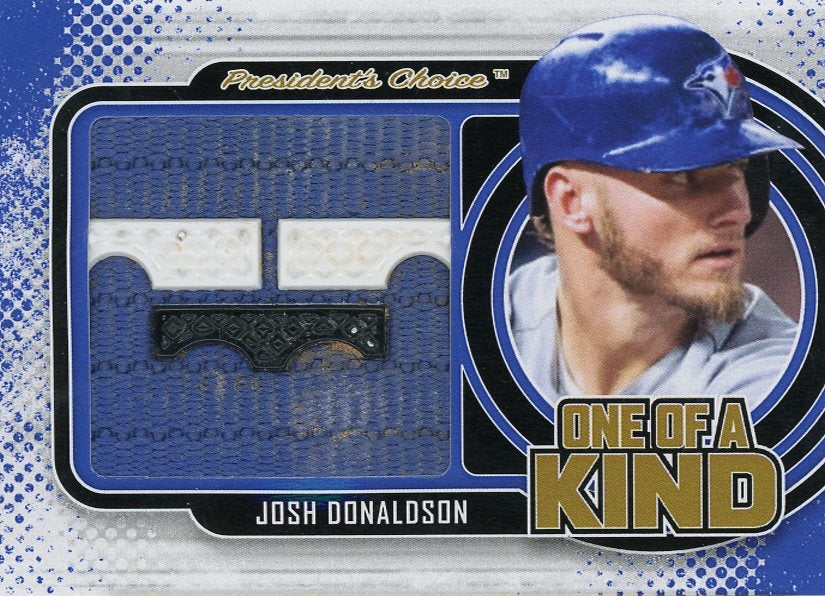 Josh Donaldson One of a Kind 1/1