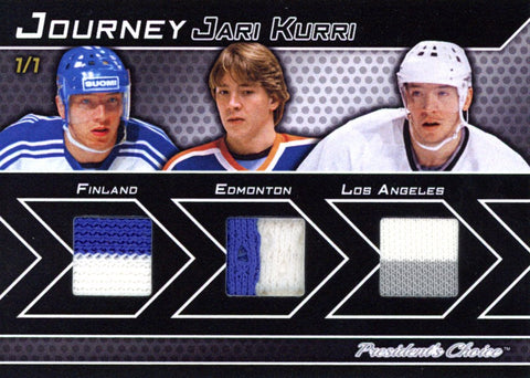 Jari Kurri 1/1 Journey