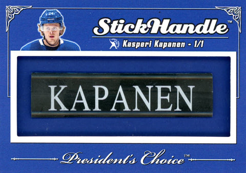 Kasperi Kapanen StickHandle 1/1