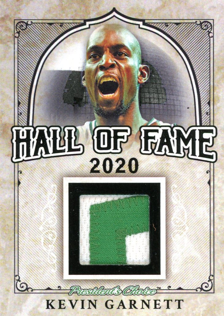 Kevin Garnett Hall of Fame 1/1