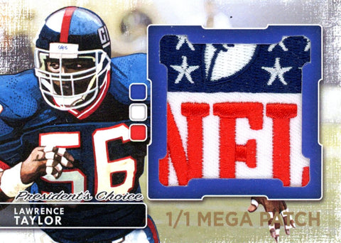 Lawrence Taylor MegaPatch 1/1