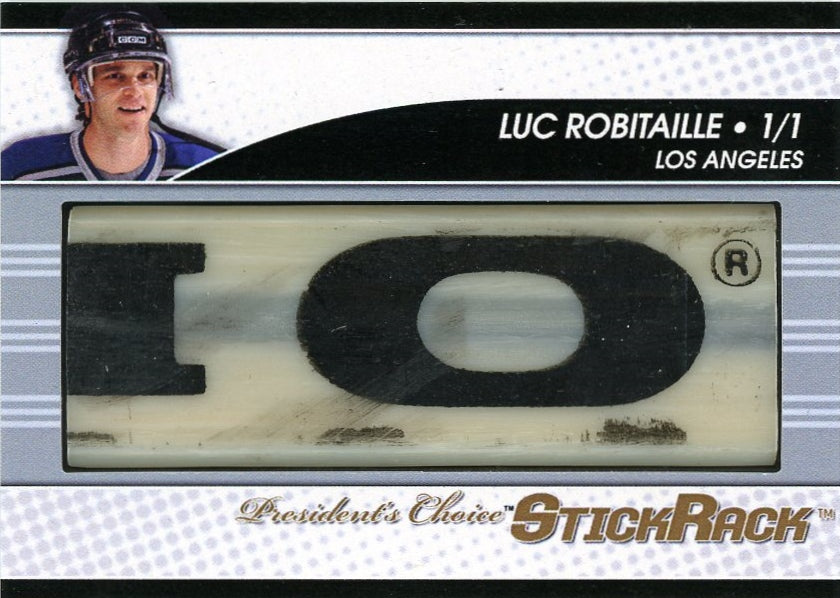 Luc Robitaille StickRack 1/1