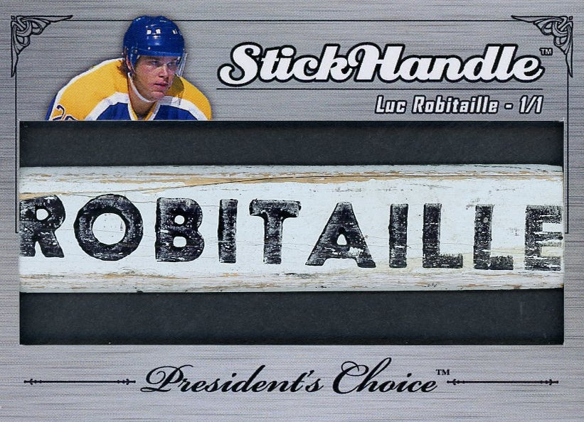 Luc Robitaille StickHandles 1/1
