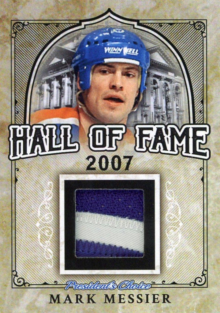 Mark Messier Hall of Fame 1/1