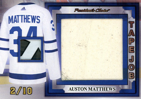 Auston Matthews Tape Job /10