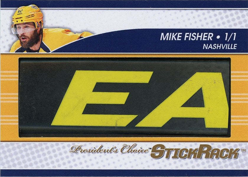 Mike Fisher StickRack 1/1