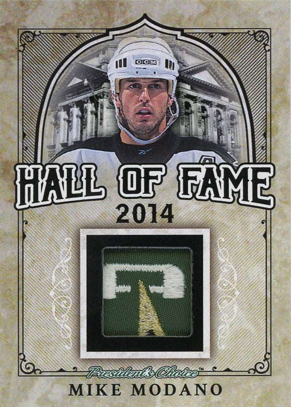 Mike Modano Hall of Fame 1/1