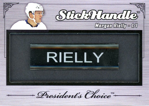 Morgan Rielly StickHandles 1/1