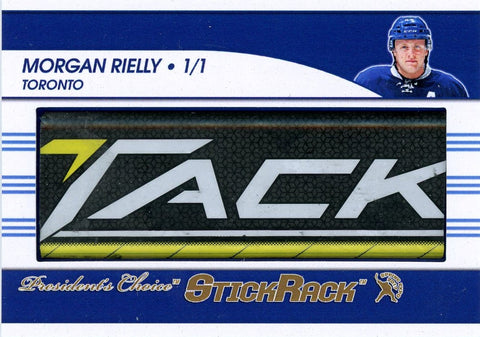 Morgan Rielly StickRack 1/1