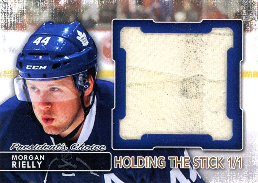 Morgan Rielly Holding the Stick 1/1