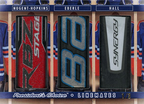Nugent-Hopkins, Eberle, Hall LineMates /3