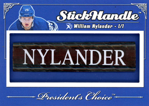William Nylander StickHandle 1/1