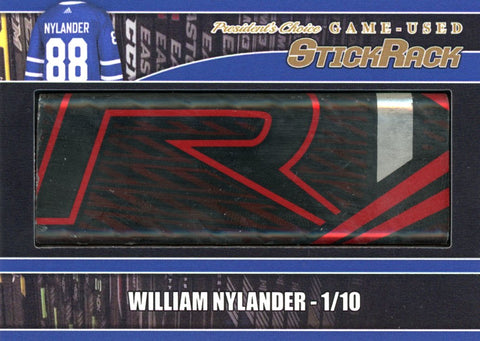 William Nylander StickRack /10