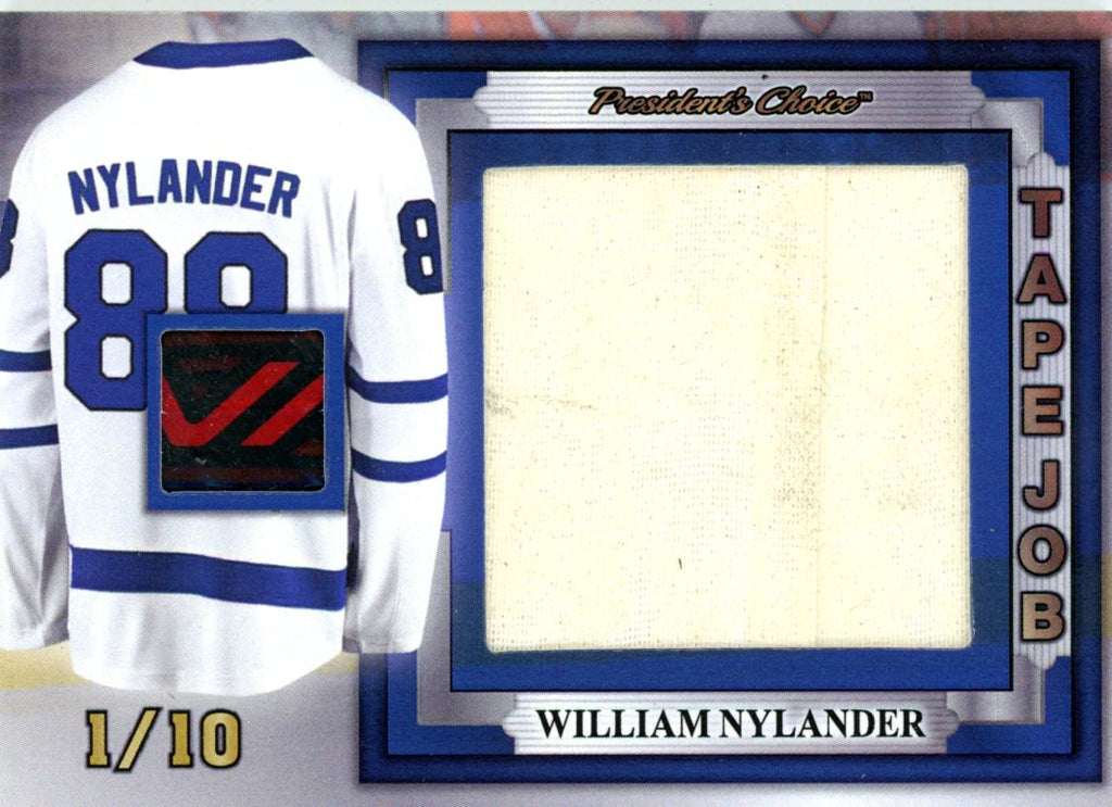 William Nylander Tape Job /10