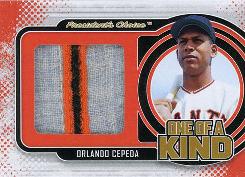Orlando Cepeda One of A Kind 1/1