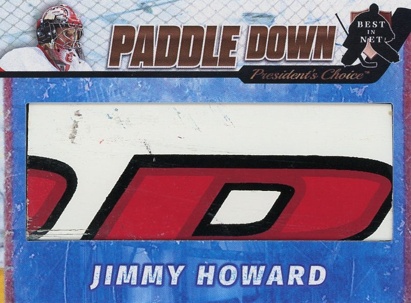 Jimmy Howard Paddle Down /5