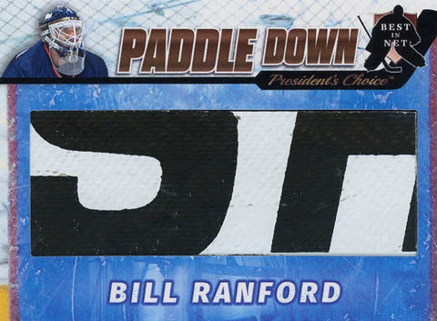Bill Ranford Paddle Down /5