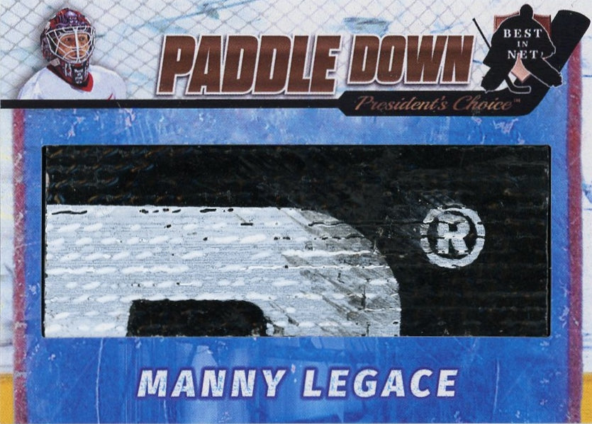 Manny Legace Paddle Down /5