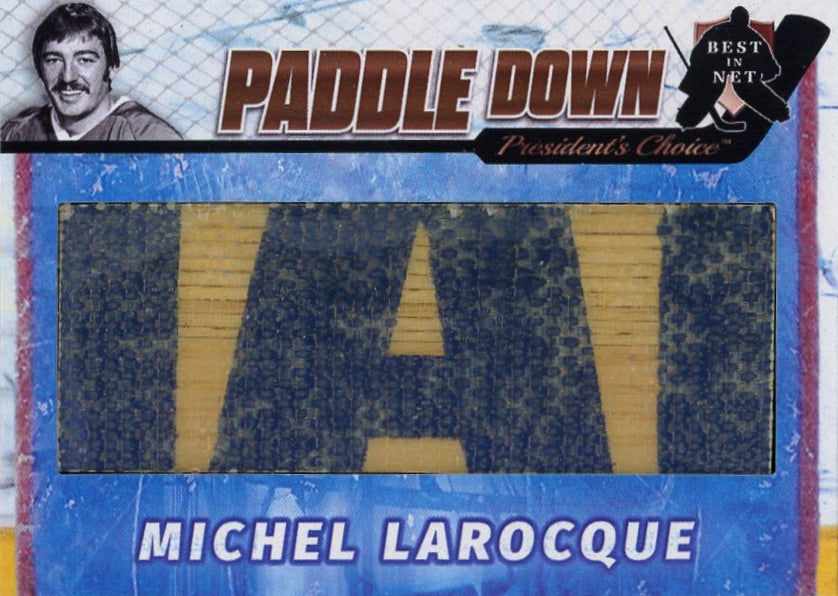 Michel Larocque Paddle Down /5
