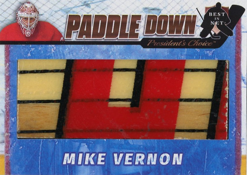 Mike Vernon Paddle Down /5