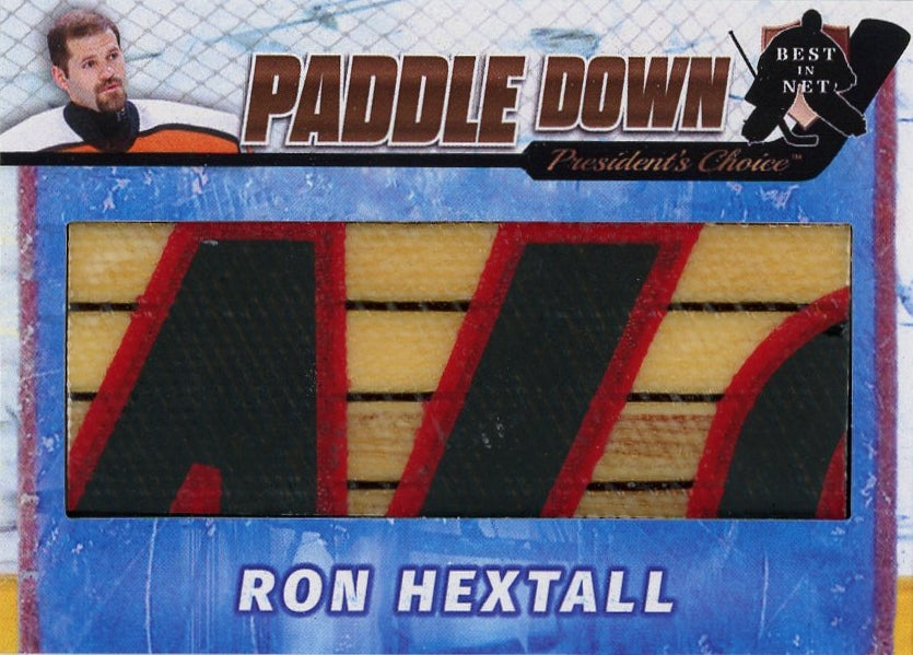 Ron Hextall Paddle Down /5