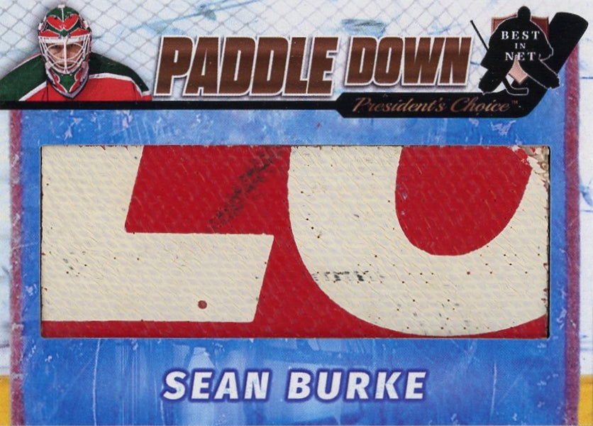Sean Burke Paddle Down /5