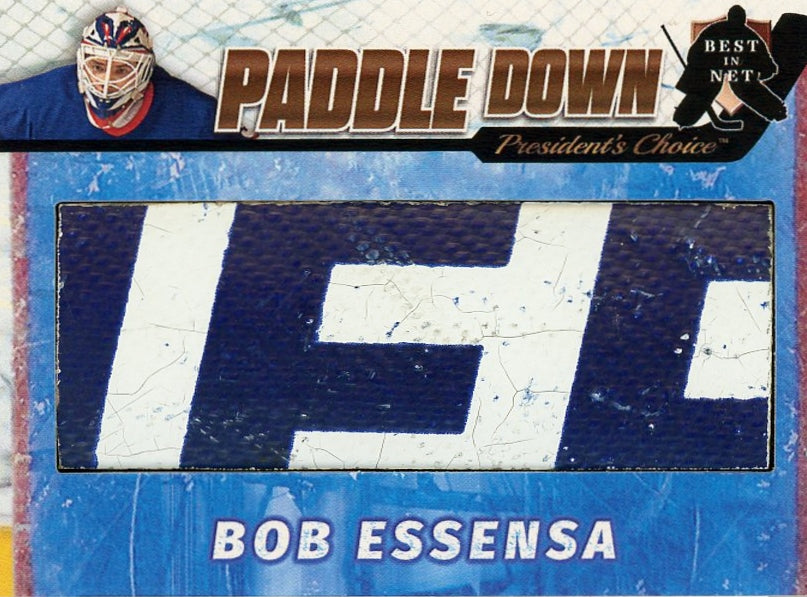 Bob Essensa Paddle Down /5