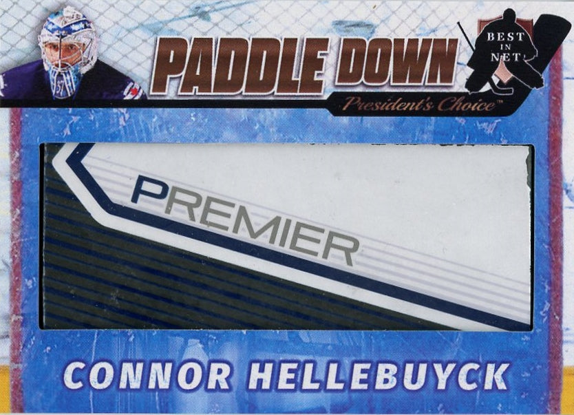 Connor Hellebuyck Paddle Down /5