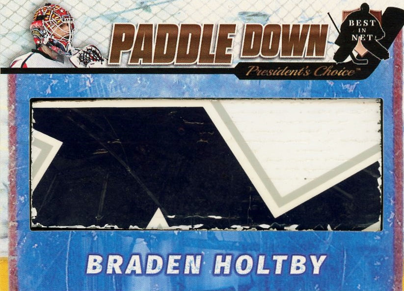 Braden Holtby Paddle Down /5