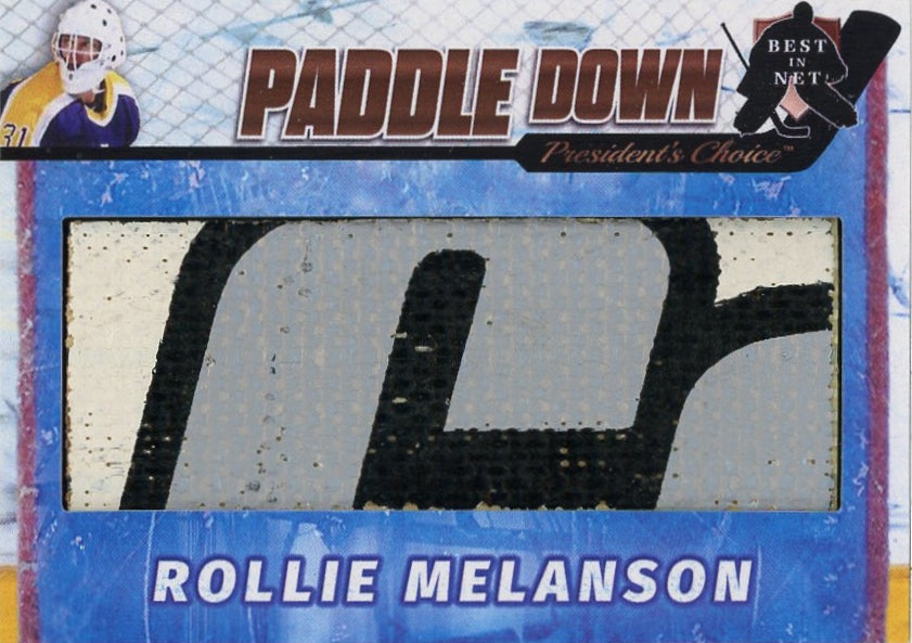Rollie Melanson Paddle Down /5