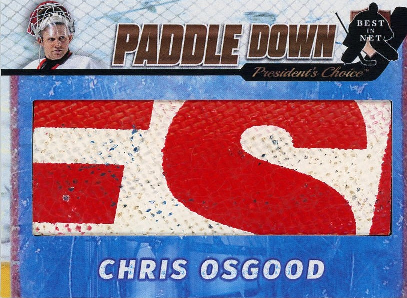 Chris Osgood Paddle Down /3