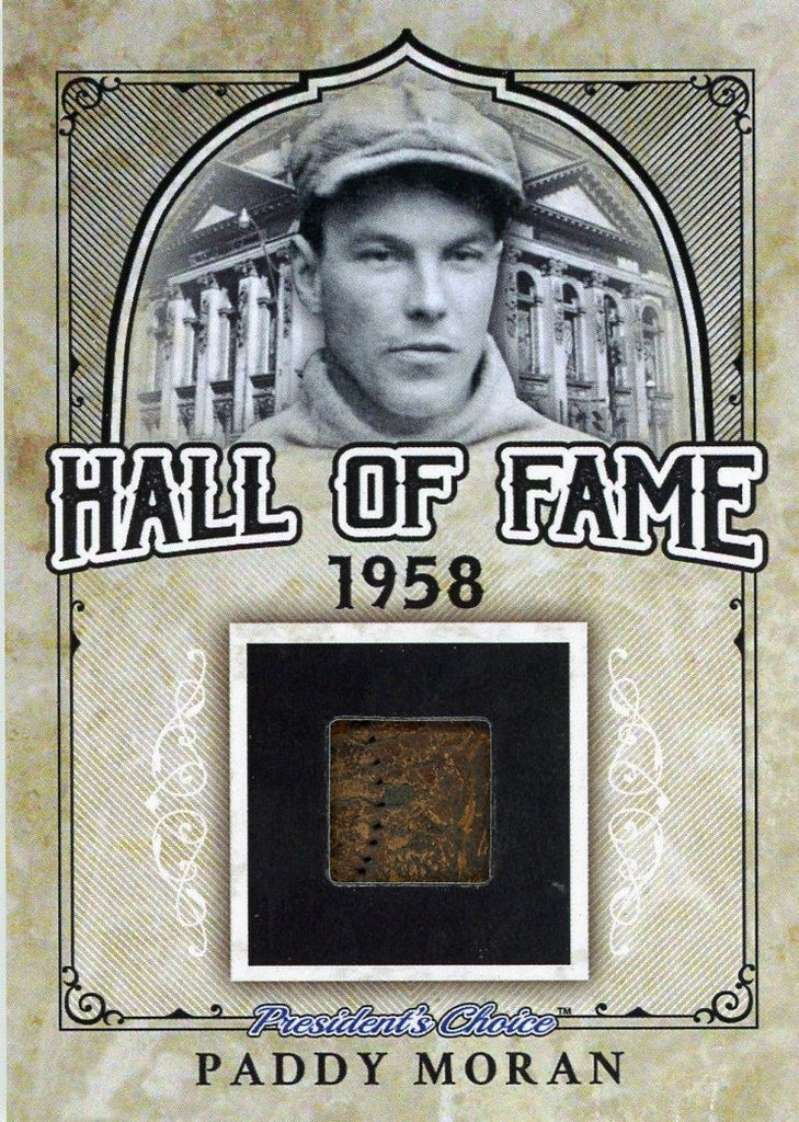 Paddy Moran Hall of Fame 1/1