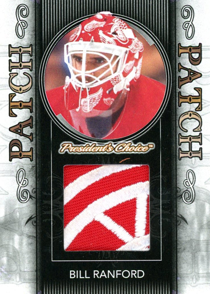 Bill Ranford Patch 1/1