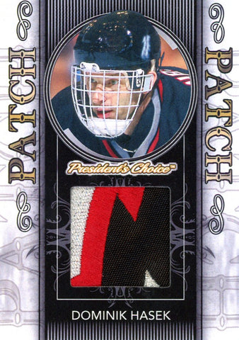 Dominik Hasek Patch 3/3